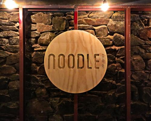 Noodle Bar Sign